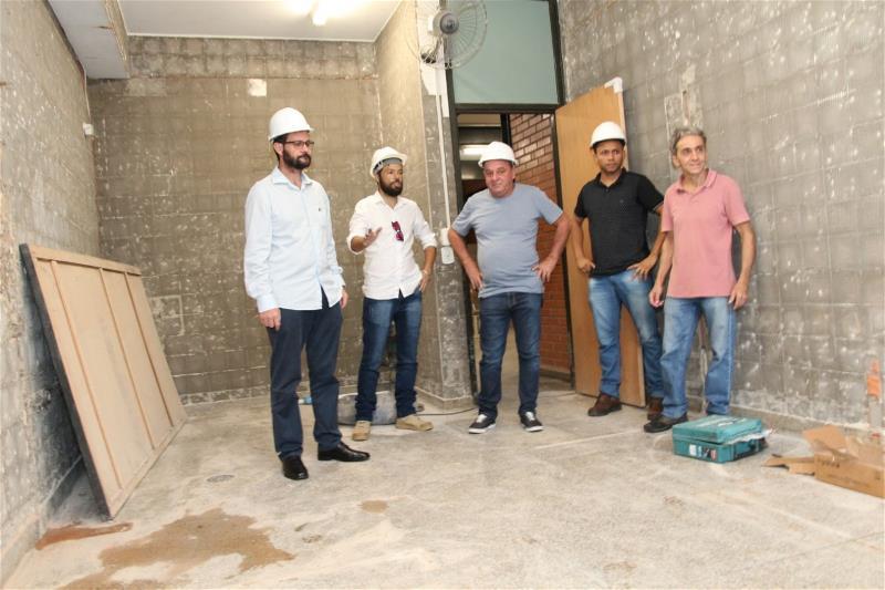 Prefeitura começa maior programa de manutenção de escolas da história de Paulíni