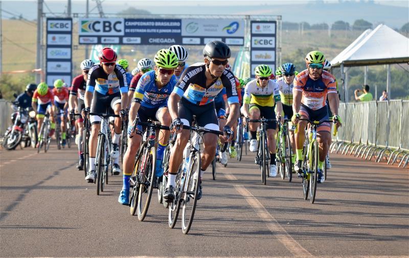 Secretaria de Esportes promove campeonato de Ciclismo e Racing Bicicross
