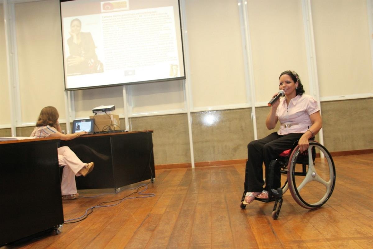 Palestra sobre Previdência e a Pessoa com Deficiência abre a X Semana Municipal