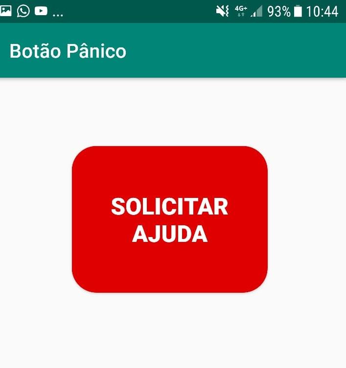 App Botão do Pânico da GM para violência doméstica já cadastrou 22 pessoas