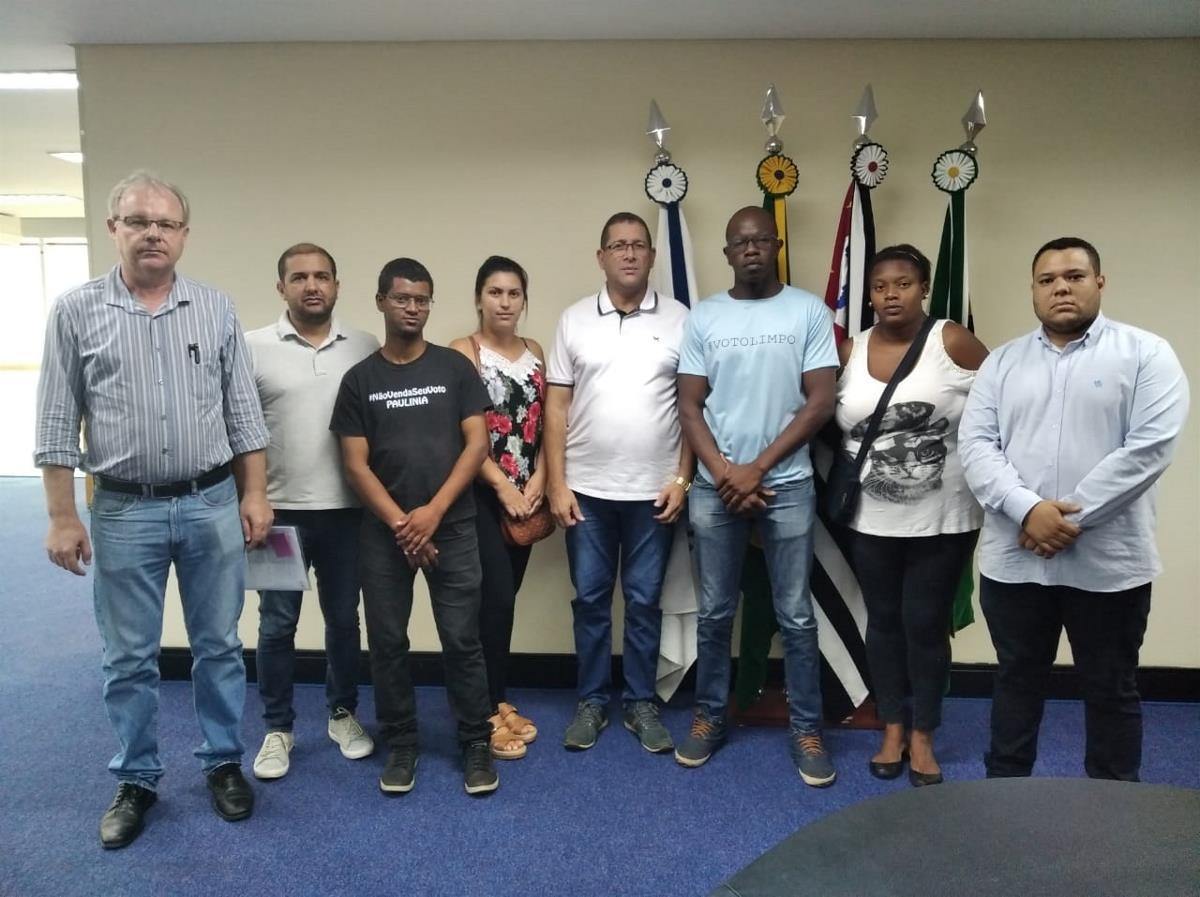 Munícipes dialogam com a Administração sobre o transporte público