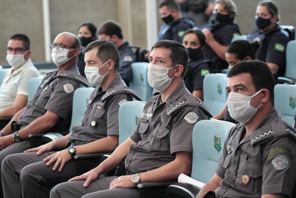Guardas Municipais participam de curso de direção preventiva