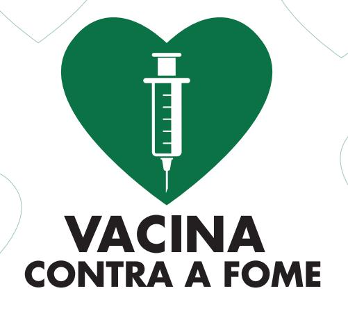 """Prefeitura adere à Campanha """"Vacina Sem Fome"""""""
