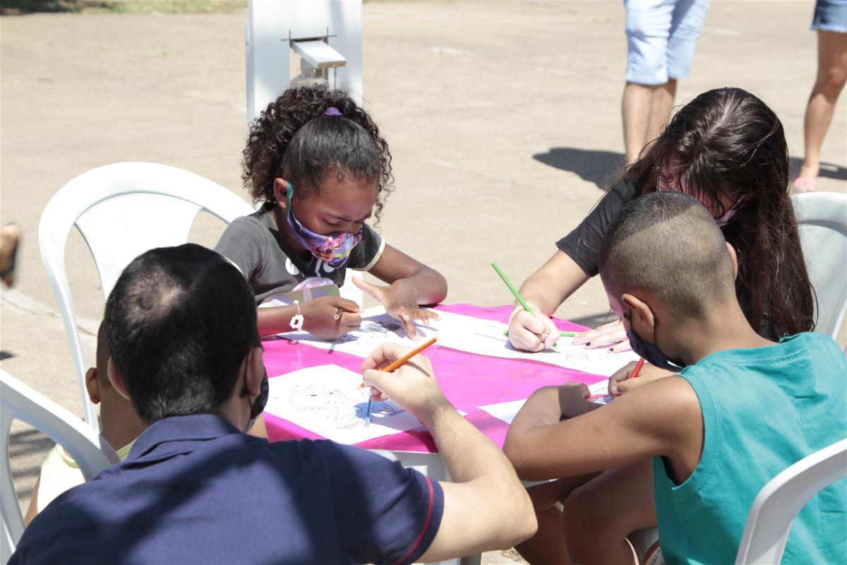 Prefeitura de Paulínia promove Festa de Dia das Crianças para a população